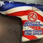Scotty Cameron美国公开赛杆头套