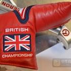 Scotty Cameron的英国公开赛版杆头套