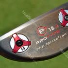【明星球具】米克尔森特制推杆!2012年PGA锦标赛使用